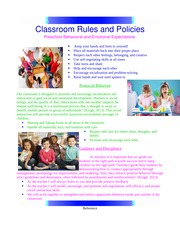 ECE 430 Week 3 Discussion 2 Make and Take Classroom Poster