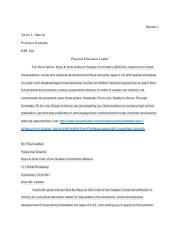 Merritt-HPE 200 Cover Letter and Resume