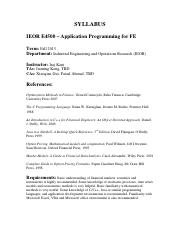 IEOR_E4500_Fall_2013_Syllabus