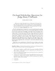 On Legal Scholarship.pdf