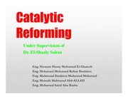 Microsoft PowerPoint_Catalytic Reforming