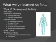 SOCI 1005A - Lectures Wk 11 - Powerpoint slides.ppt