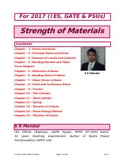 Strength of Materials 2017 by S K Mondal.pdf