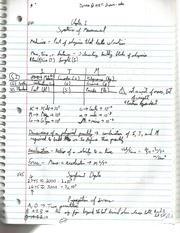 Systems of Measurement Notes