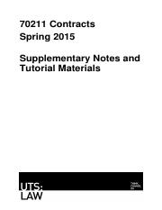 70211 - Supp Notes and Materials - Spring 2015(1).pdf