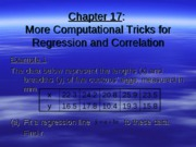 ch17morecomputationaltricksforregressionandcorrelation
