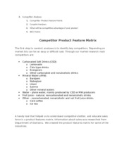 Competitor Analyses (3)