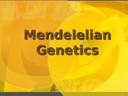 FINAL VERSION Mendelian Genetics22.ppt