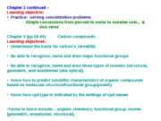 lecture 9-04-09 percent, molarity, osmolarity