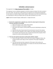 Penn foster essay answers to questions