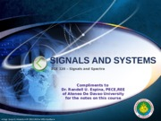 Lec 1 - Signals and Systems.pptx