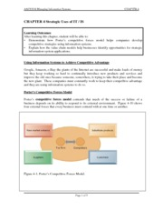 AACS3034 MIS_Chap 4_Strategic Uses of IT IS