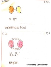Drawing Compounds -- Chem 105