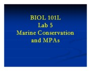 Lab 5 - Marine Conservation [Compatibility Mode]