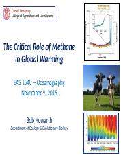 21_Howarth -- methane -- November 9, 2016