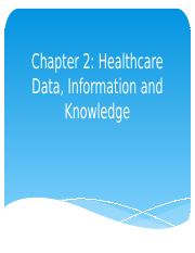 Chapter 2_Healthcare_Data Fall2016.pptx