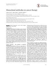 Monoclonal antibodies in cancer (1).pdf