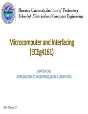 uComputer & Interfacing Chapter One.pdf