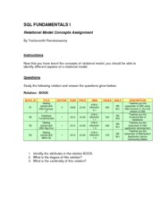 07_Assignment_Lesson1_Relational Model Concepts