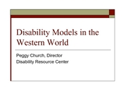 DisabiltiyModels