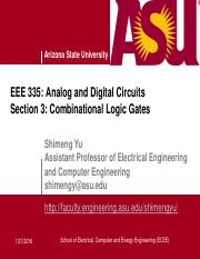 EEE 335 - Section 3 - Combinational Logic(1).pdf