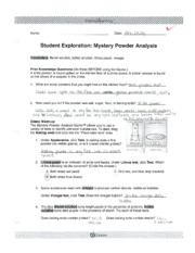 Student exploration electron configuration worksheet answer key