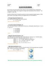 SP03-Quantum Numbers and Energy Level Diagrams-Note.docx