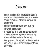 Overview Victoria Chemicals (b) (1)