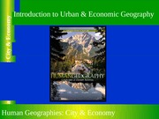 GEOG 1HB3 - 2013W - Lecture 02 - Intro to Urban & Economic Geography - student-A2L