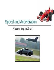 Speed_and_Acceleration.ppt