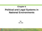 3. Ch_06_Political_and_Legal_Syste