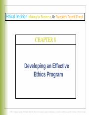 Chapter-8-developing-a-good-ethics-program.ppt
