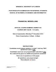 Exam_2014_Financial Modelling.pdf