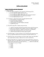 mgt 300 14 spring exam 1
