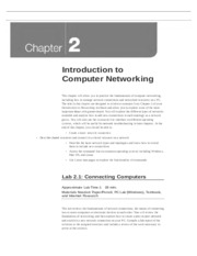 Intro to Networking Lab 2.1(1)SR