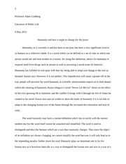 do the right thing essay professor adam lindberg literature of 6 pages never let me go essay