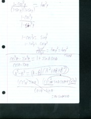 Trigonometry Notes