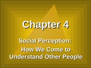 Social Chapter 4