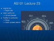 AS101 Lecture 23