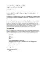 Biology Chapter 1.1 Study Guide.doc