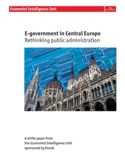 E-government in Central Europe - Rethinking Public Administr