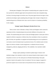 ops 571 uop process design matrix