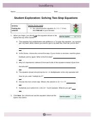 Bestseller: Student Exploration For Gizmo Answer Key ...