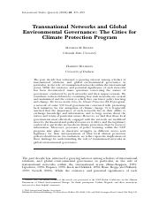 Betsill, M. et al. (2004) Transnational networks and global environmental governance.pdf