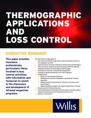 Thermographic Applications