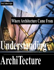 02_Where Arch Came From_Notes