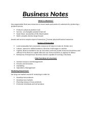 BUSINESS NOTES.docx