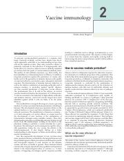 Elsevier_Vaccine_immunology