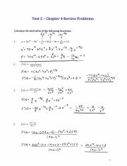 MAT 151 - Test 2 Review - Chapter 4  (Solutions)   NP.pdf