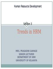 Session 6 Trends in HRM.ppt
